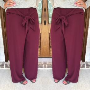 Do It Yourself Palazzo Pants *Final Sale*