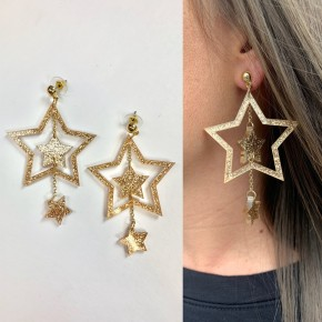Always A Star Earrings