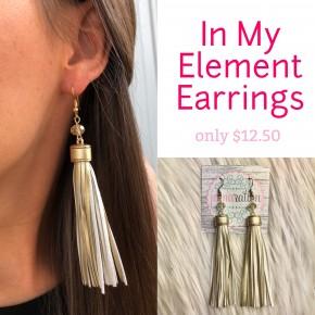 In My Element Earrings
