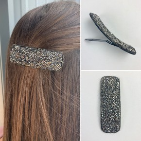 Back By Midnight Hair Clip
