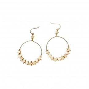 The Audrey Earrings