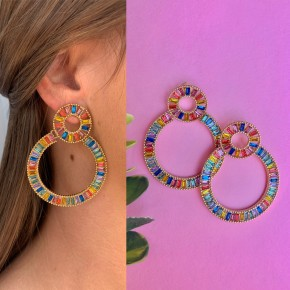 Make Me Happy Earrings