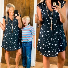 Star Of The Night Dress