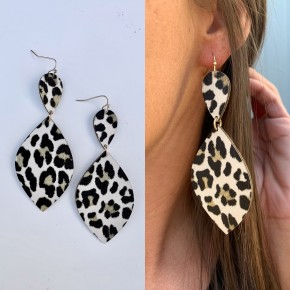 On The Wild Side Earrings