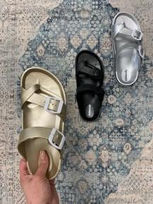 The Cassie Sandals