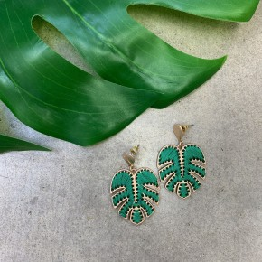 A Day In The Tropics Earrings