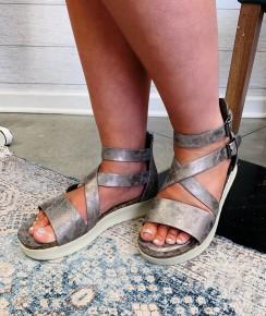 Step After Step Sandal