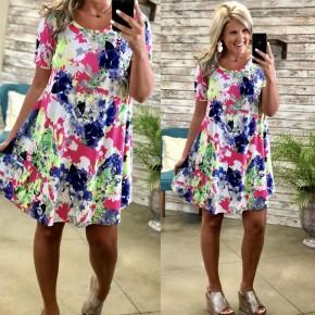 Magic Of Summer Dress