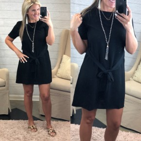 Can You Tell Dress FINAL SALE