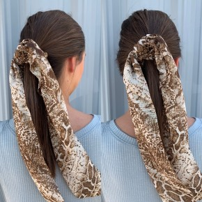 All About You Hair Scrunchie