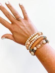 The Karen Bracelet Stack