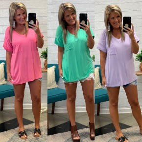 Always The Sweetest Top *Final Sale*