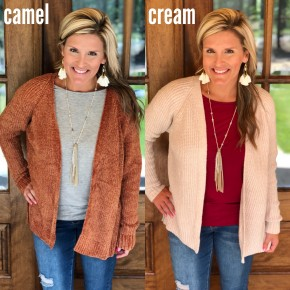 Bring The Chill Cardigan FINAL SALE