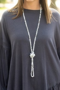 Night In The City Wrap Necklace
