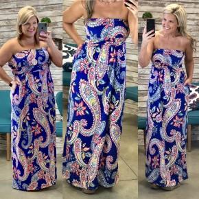 Summer Vibes Dress FINAL SALE