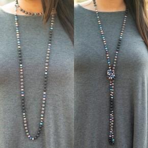 Make A Move Wrap Necklace