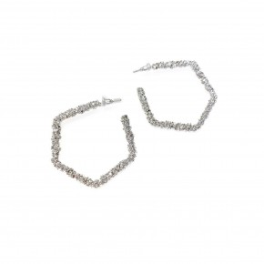 The Aubrey Earrings Silver