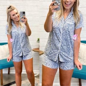 Weekend Vibes Pajama Set