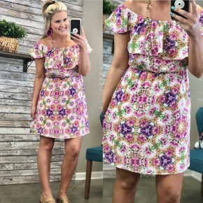 Come This Way Dress-FINAL SALE