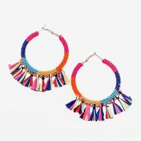 The Cassie Earrings Multi