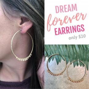 Dream Forever Earrings