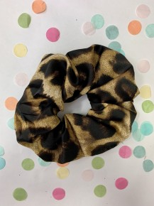 Now Or Never Scrunchie