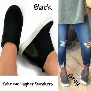 Take Me Higher Sneakers