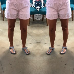 Sweetest Moment Striped Shorts FINAL SALE *Final Sale*
