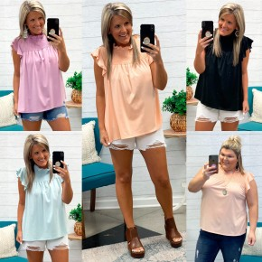 All About Us Top *Final Sale*