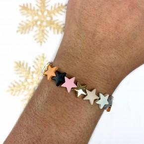 Stars Of Color Bracelet