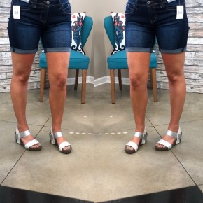 Make Me Wanna Denim Shorts