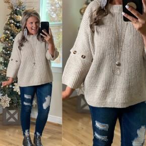 Best Kept Secrets Sweater