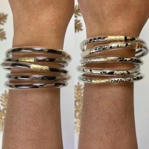Never Miss Out Bracelet Stack