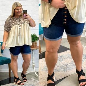 The Julie Plus Shorts