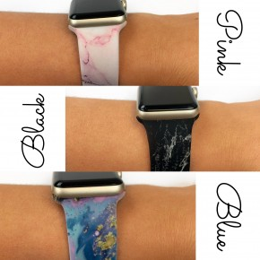 Girl On The Go Watch Band