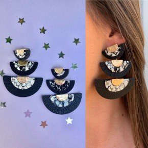 On The Way By Earrings