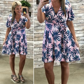 In The Tropics With You Dress