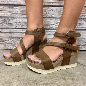 Make It Easy Wedge FINAL SALE