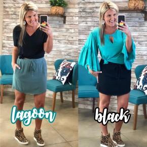 All The Fun Skirt *Final Sale*