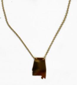 Alabama Dainty Necklace
