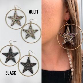 Glittery Goodness Earrings