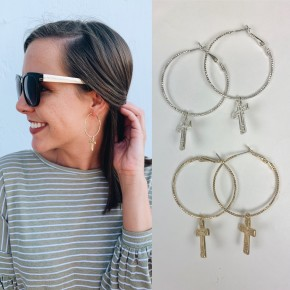 No Other Way Earrings