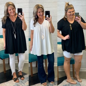 Sweet As Can Be Tunic
