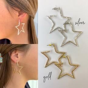 Always Be A Star Earrings