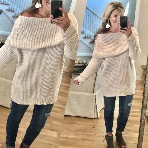 Weekend Ready Sweater