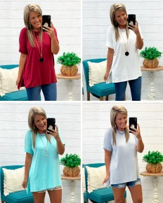 Time & Time Again Top *Final Sale*