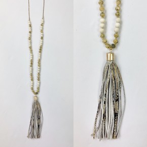 Across The Room Necklace