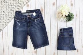 Relaxed Judy Blue Bermuda Shorts