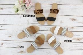 Slide On Summer Sandal