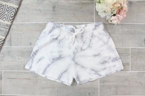 Smoke Tie Dye Shorts